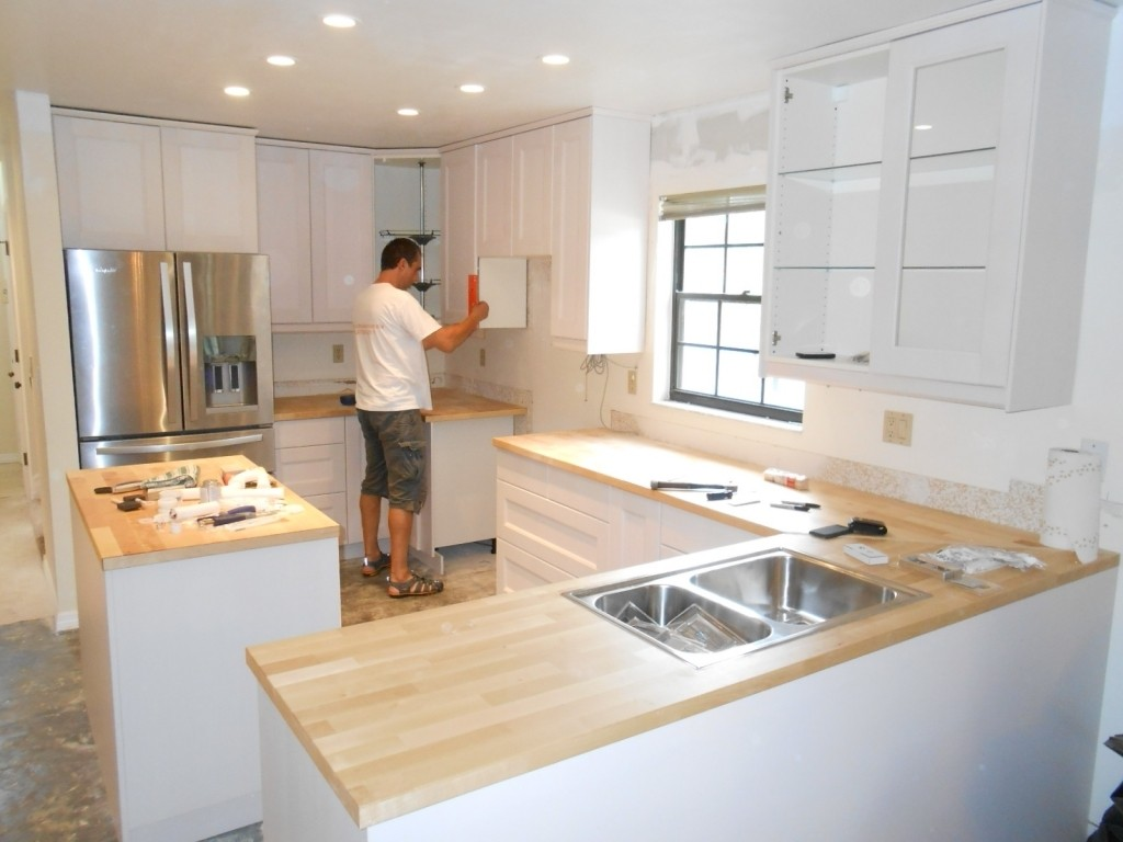 How To Install Wall Cabinets Without Studs Kitchens - Sentors