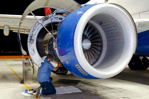 What Does an Airframe Technician Do? Chroncom - aircraft structural repair sample resume
