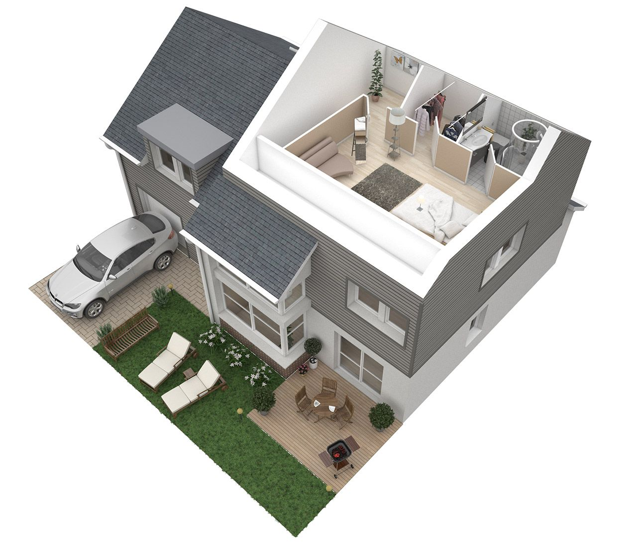 Maison3d Create A Fastest 3d Floor Plan For 26 Seoclerks