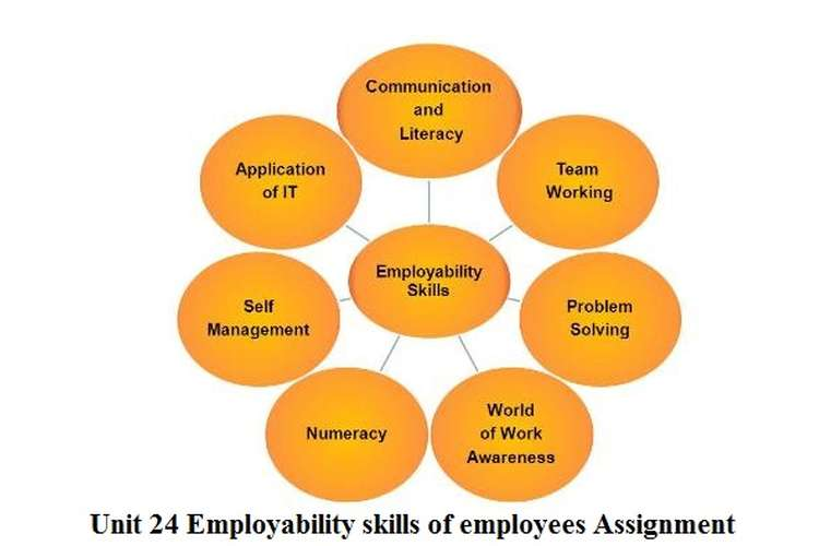 Unit 24 Employability skills of employees Assignment - Get 20 off
