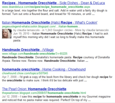 Snippets et CTR sur Google
