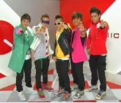 Big Bang on Music Japan