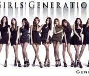 """SNSD's Japanese """"Genie"""" PV"""