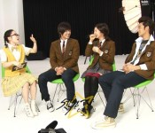 MBC's Section TV Interviews cast of Playful Kiss