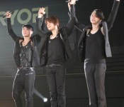 JYJ's Japanese activities suspended