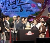 Playful Kiss stars join KHJ for Fan Wrap Party
