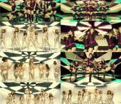 "SNSD releases ""Hoot"" dance version MV"