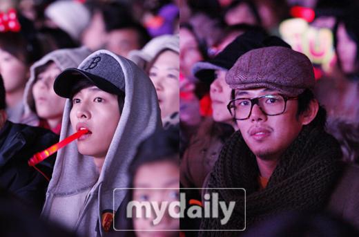 Xứng đôi với Song Joong Ki, ngoài Lee Kwang Soo còn có một người đàn ông khác!
