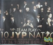 "[Photo] Who's ""The Boss"" in JYPE?"