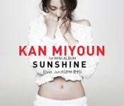 Junsu brings a little Sunshine to Kan Mi-youn