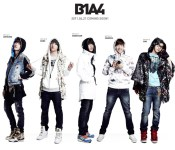B1A4 Wins First #1 Trophy on Music Core