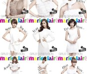 SNSD for Marie Claire: who sold out first?