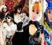 Anatomy of 2 MVs - Girl Group Edition