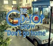 Don't Go Home MV hits the internet