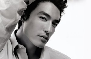 Daniel Henney, it doesn't matter that you're Korean. You would make any woman anywhere swoon.