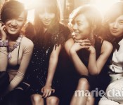 miss A In The Lap Of Luxury For Marie Claire