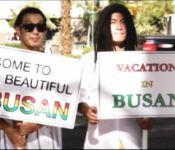 "Skull & Haha Encourage Everyone to Take a ""Busan Vacance"""