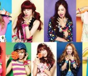 SNSD for Casio Baby-G