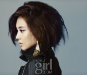 Miss A Poses for Vogue Girl November