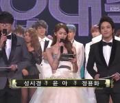 Surviving the 2012 KBS Gayo Daejun