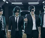 M.I.B.I.B (Most Incredible Busters In Black)