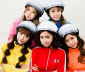 Crayon Pop Go Jumping Up the Charts, Onto Your Shows, Into Your Ears