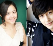 Moon Geun-young and Kim Bum Go From Reel to Real...Sort Of
