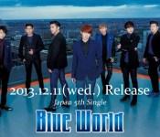 "Super Junior Releases ""Blue World"" Short PV"