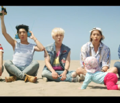 "Video Games, UFOs, and More in B1A4's ""Solo Day"""