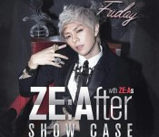 ZE:A's Moon Junyoung Debuts as DJ