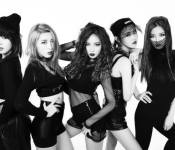 "4Minute Become Bad Girls in ""Crazy"""