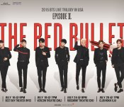 """BTS Bring the Energy in """"Episode II: The Red Bullet"""" in L.A."""