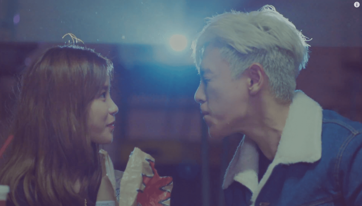 "Big Bang Break Hearts With ""Let's Not Fall in Love"""