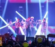 Block B Hits San Francisco and Los Angeles in Blockbuster Tour