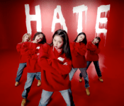 "4Minute Stagnates with ""Hate"""