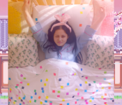 "Jump into Lee Hi's Fantasies in ""Hold My Hand"""