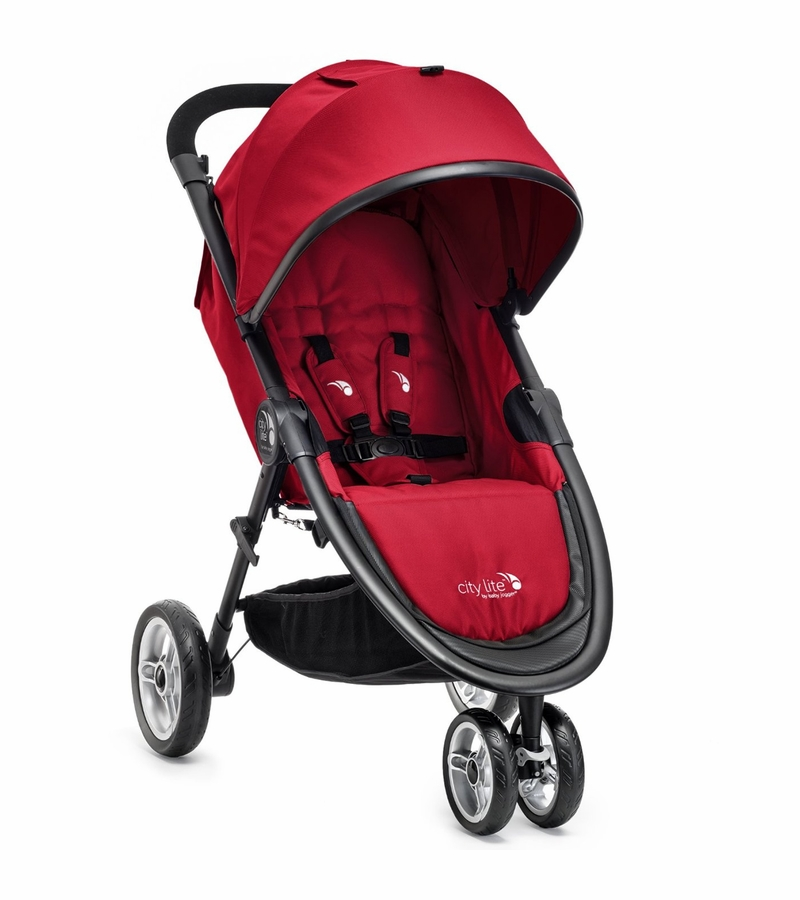 Baby Car Seats Joie Baby Jogger City Lite Stroller Red