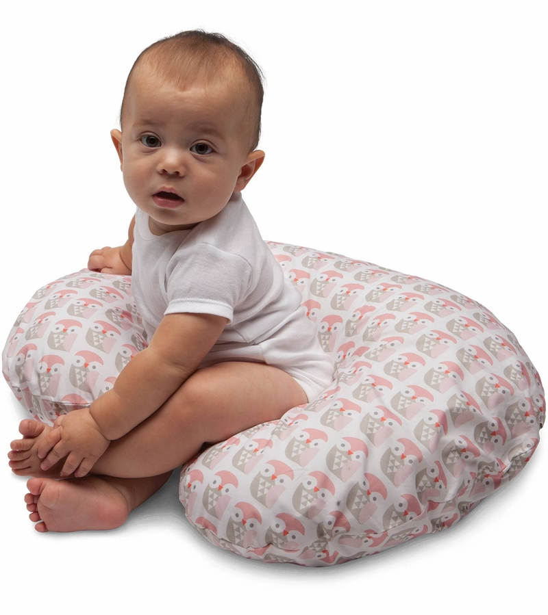 Boppy Nursing Pillow With Slipcover Mod Owls - Babies R Us Infant Pillow