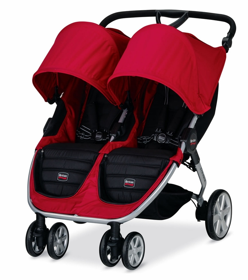 Toddler Stroller Sale Britax B Agile Double Stroller Red