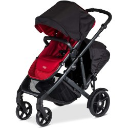 Small Crop Of Britax Double Stroller