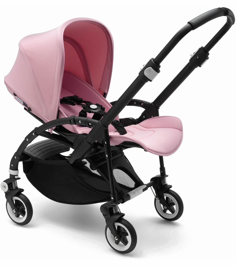 Bugaboo Stroller Toddler Bugaboo Bee3 Stroller Limited Edition Soft Pink