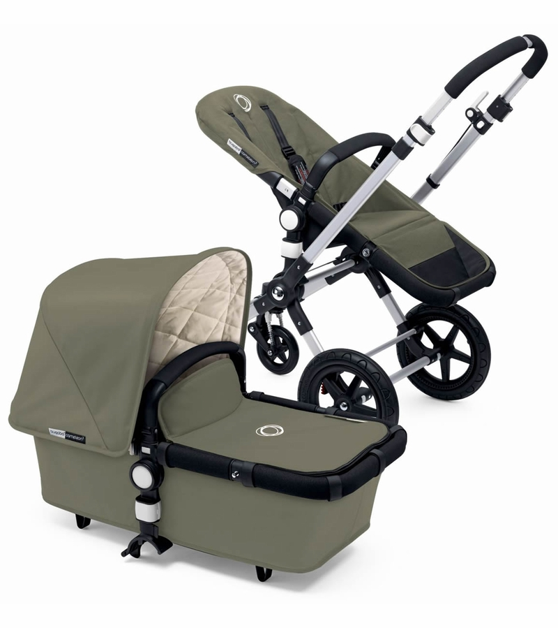 Bugaboo Car Seat Adapter Graco Bugaboo 2014 Cameleon 3 Classic Collection Dark Khaki