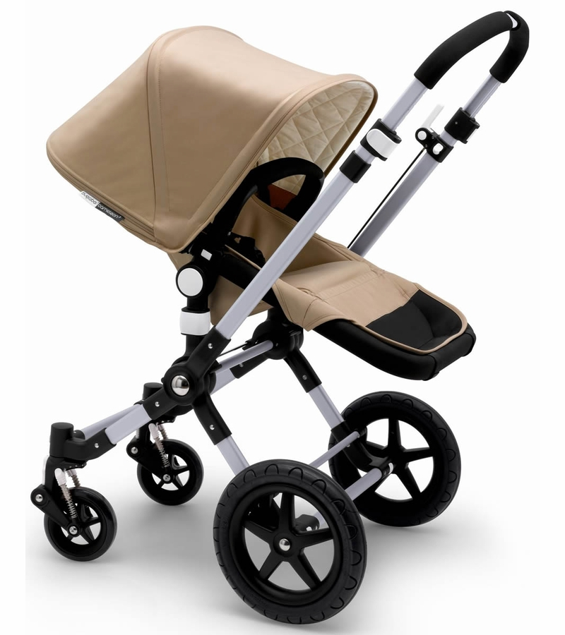 Bugaboo Car Seat Adapter Graco Bugaboo Cameleon 3 Classic Stroller 2015 Sand