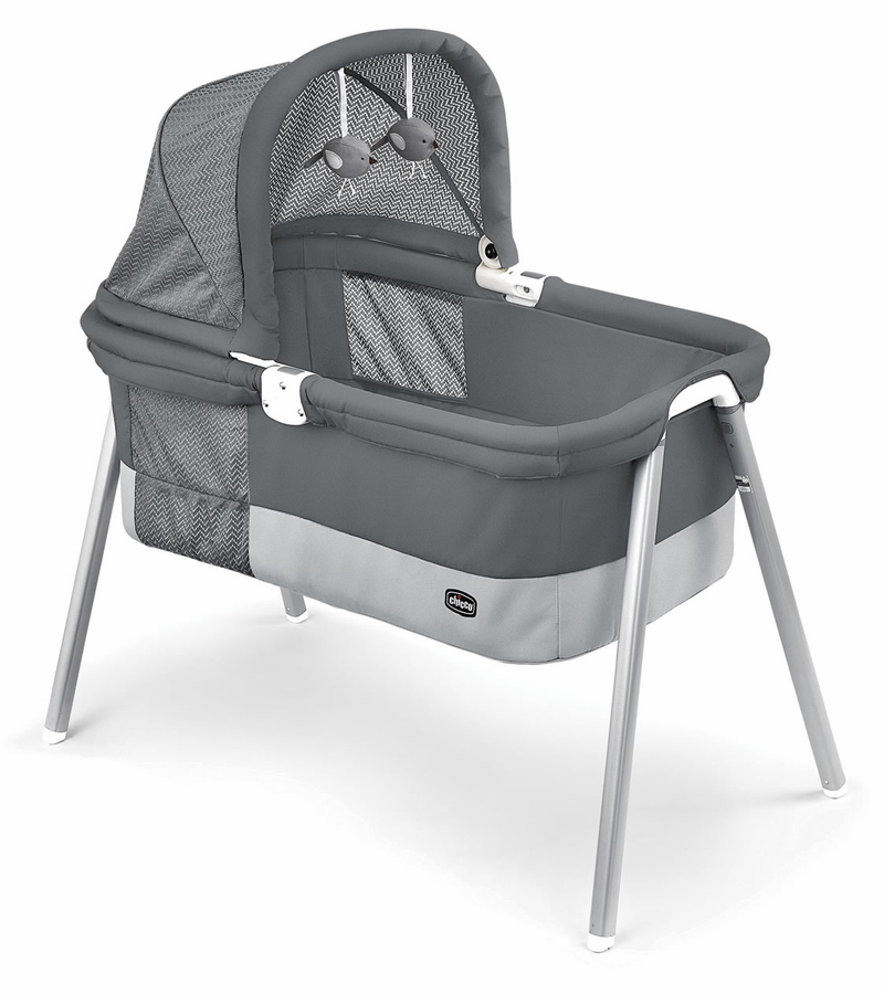 Newborn Bassinet Best Chicco Lullago Deluxe Portable Bassinet Charcoal
