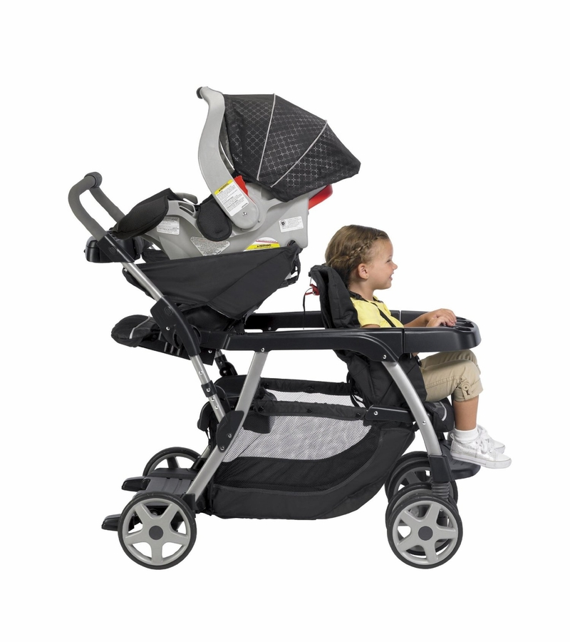 Graco Duo Jogging Stroller Graco Ready To Grow Stand And Ride Duo Stroller Forester