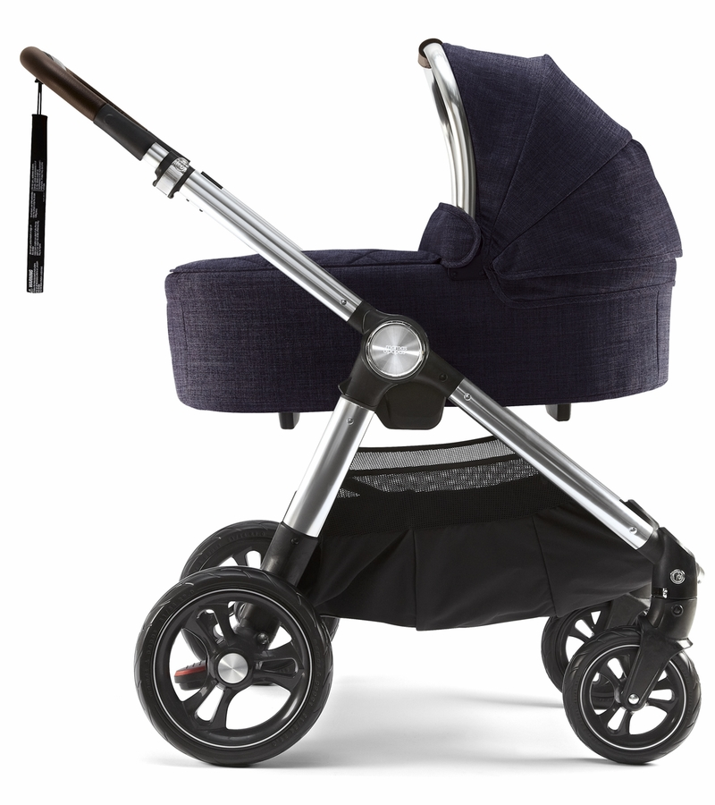 Pram Pushchair Toys Mamas Papas Ocarro Carrycot Dark Navy