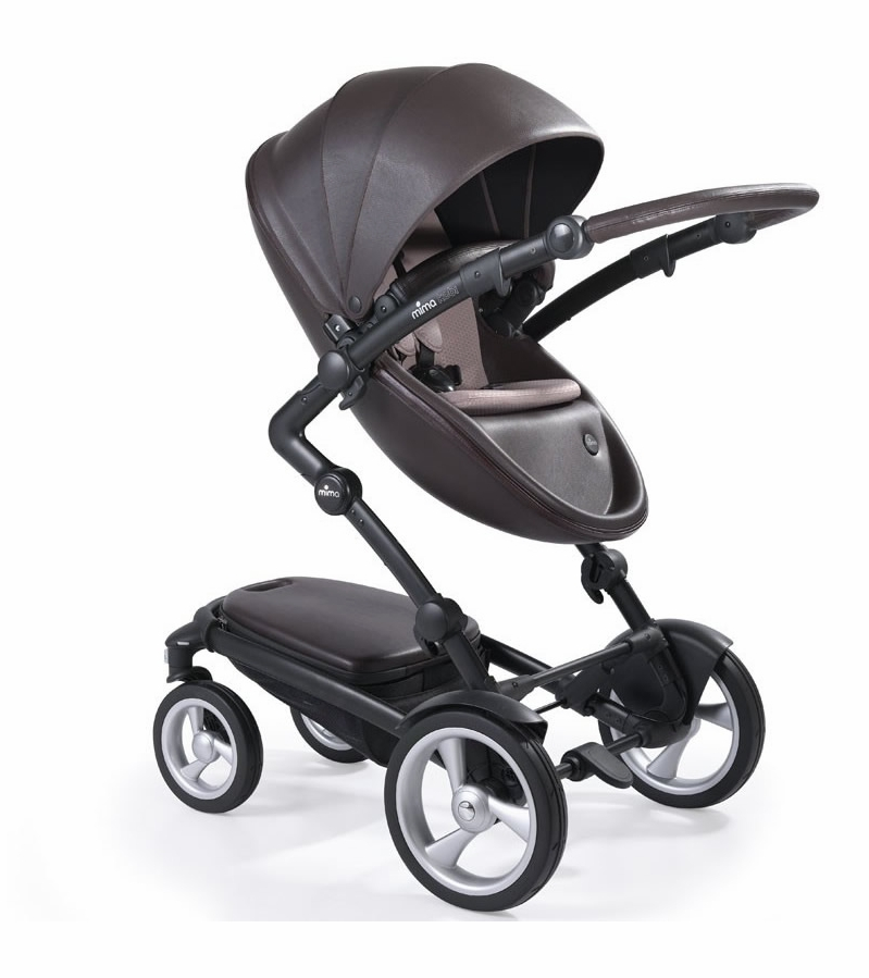 Mima Pram Review Mima Kobi Stroller Chocolate