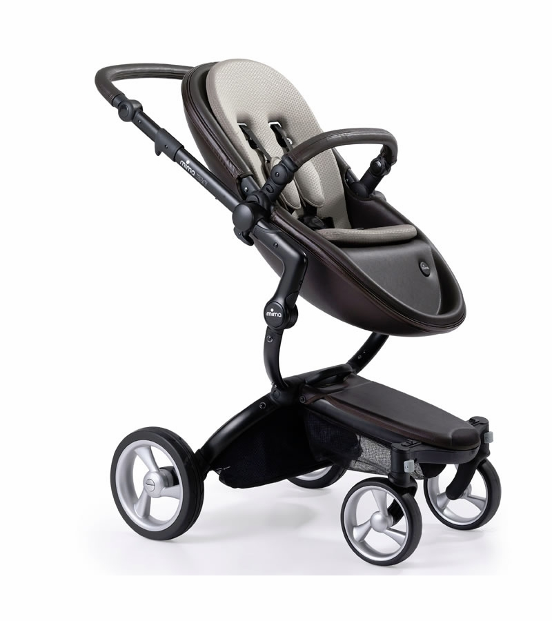 Mima Pram Review Mima Xari Stroller Chocolate