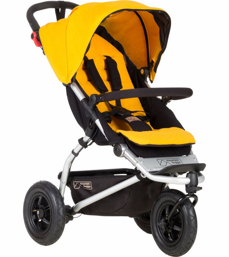Mountain Buggy Kinderwagen Mountain Buggy Swift Stroller 2015 Gold