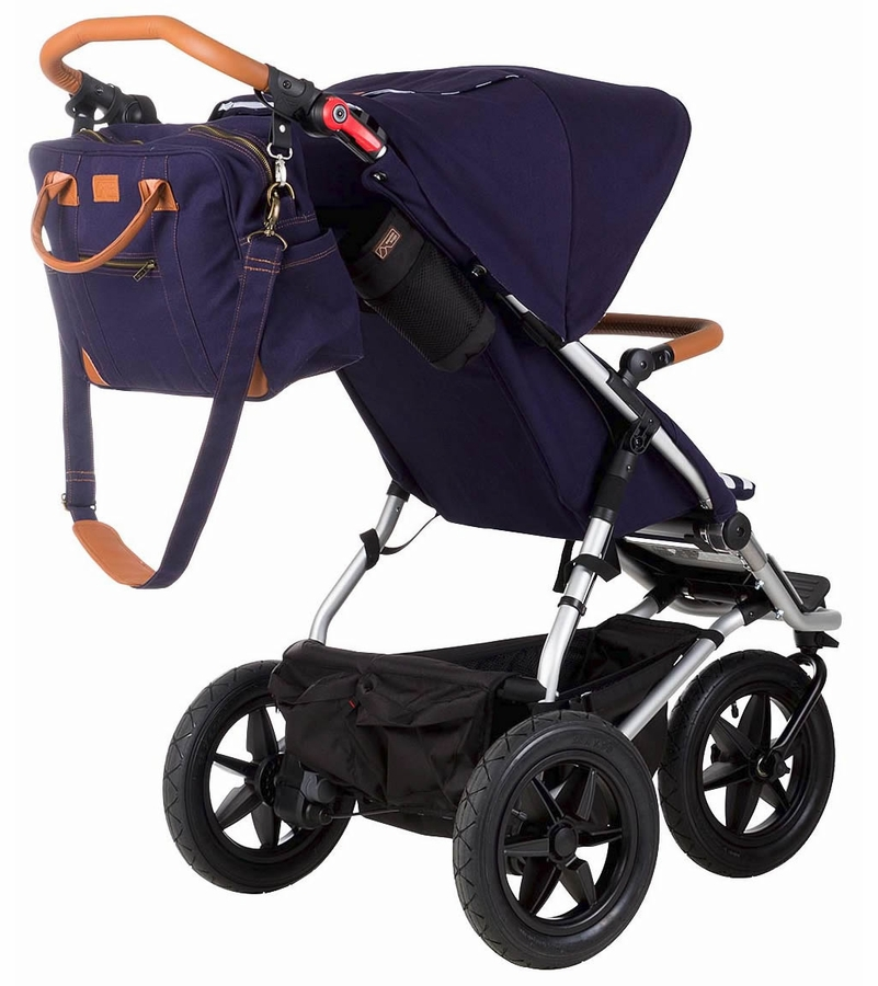 Double Urban Buggy Mountain Buggy Urban Jungle Luxury Collection Stroller
